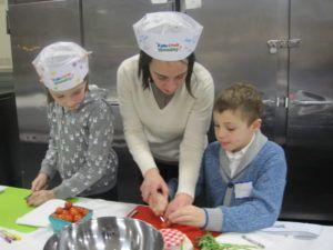 How to Get Your Kids into Cooking. First, Get Them Dirty