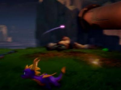 The Spyro Reignited Trilogy will have a welcome old/new music toggle setting