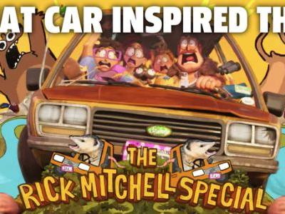 Let's Figure Out What The Car In Netflix' Popular The Mitchells vs. The Machines Was Based On