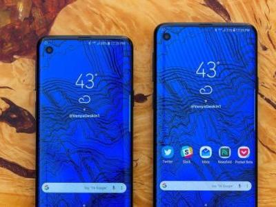 Samsung Galaxy S10 Lite battery size revealed by a Korean certification body