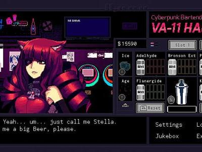 VA-11 HALL-A Review: A Stylish Visual Novel That Feels at Home on Nintendo Switch