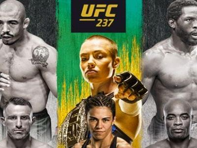 UFC 237 live stream: how to watch Namajunas vs Andrade tonight from anywhere