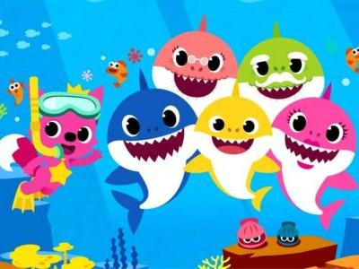 Nickelodeon Is Officially Launching a Baby Shark TV Show, So Prepare to Hear the Tune on a Loop!