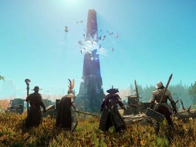 Amazon's MMO New World is delayed to spring 2021