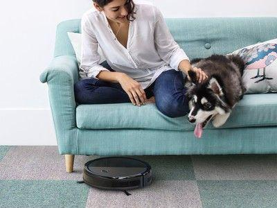 Clean up after your pets with $100 off the Eufy RoboVac 11C robot vacuum