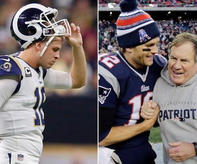 Get over it, America: The Patriots are winning this Super Bowl