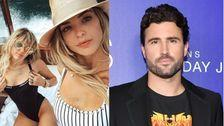 Miley Cyrus Trolls Brody Jenner After Kissing His Ex On Italian Getaway