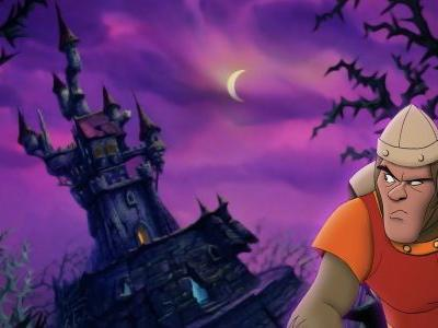 The Dragon's Lair Trilogy is coming to Switch very soon