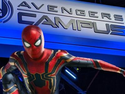 Disney Parks Marvel Land is Called Avengers Campus, Has Spider-Man
