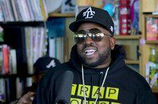 Big Boi Grooves With an 8-Piece Band for Jazzy NPR Tiny Desk Concert: Watch