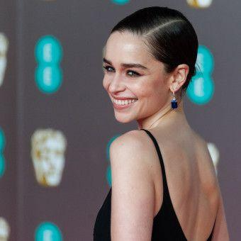 Emilia Clarke's Trick for Sultry Lashes Is Courtesy of Her Mom