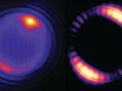 Scientists Create Continuously Emitting Microlasers With Nanoparticle-Coated Beads