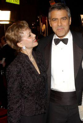 George Clooney's Mom Pulled a Total Mom Move and Revealed the Sexes of His Unborn Twins