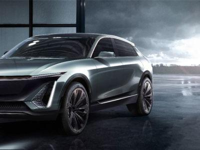Cadillac's first electric vehicle will be a crossover