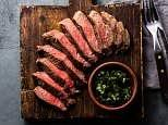 Eating red meat boosts the risk of deadly liver disease