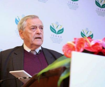 Global Status of Commercialized Biotech/GM Crops 2014 Launched in Beijing; Media Conferences Held in Asian Countries