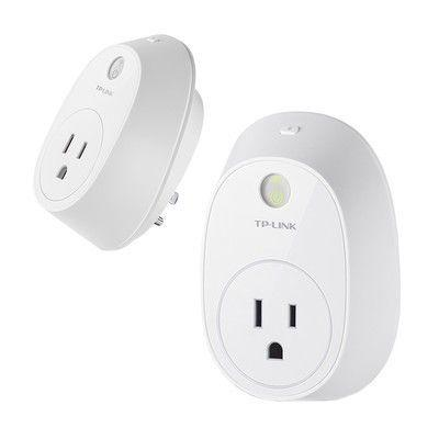 Use your phone to control this two-pack of TP-Link Kasa Smart Plugs for less than half price