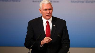 US will hold Russia accountable over Ukraine while searching for common ground - Pence