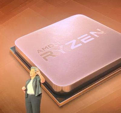 AMD teases third-generation Rzyen desktop processors