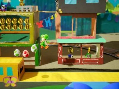 New Nintendo Releases Next Week - Yoshi's Crafted World, Nelke & the Legendary Alchemists