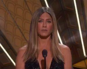 Jennifer Aniston Just Surprised Everyone At The Oscars