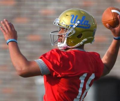 'New UCLA' hopes to surface at spring football game