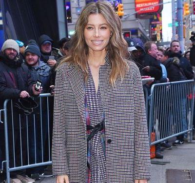 Jessica Biel Wears the 5 Shoe Styles Everyone Needs