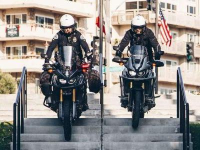 Redondo Beach Police Chief Keith Kauffman On a New Kind Of Motorcycle Cop