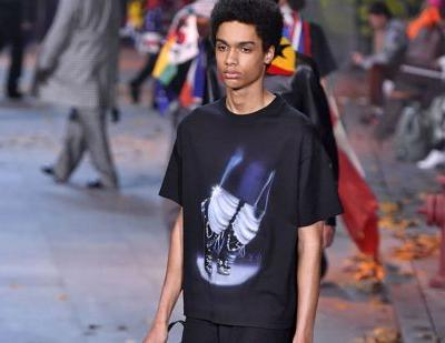 "Louis Vuitton pulls ""direct"" Michael Jackson references from collection"