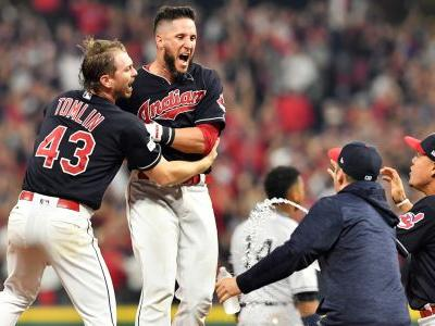 MLB trade rumors: Nationals in 'serious' discussions to acquire Indians C Yan Gomes