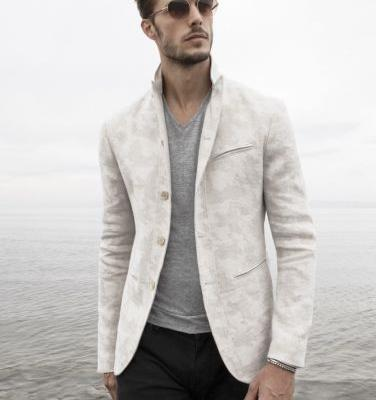Federico Cola Heads Into Summer with John Varvatos