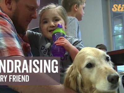'It could really save her life': Family raising money for 4-year-old daughter in need of service dog