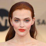 Madeline Brewer's Fire-Engine-Red Hair Looks Even Better From the Side