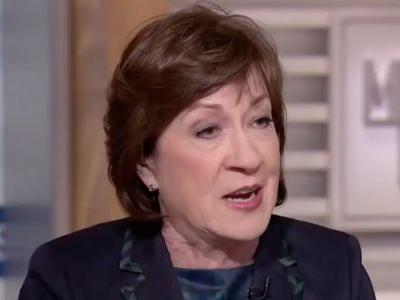 Sen. Susan Collins on Kavanaugh Accusation: 'I'm Going to be Talking With My Colleagues'