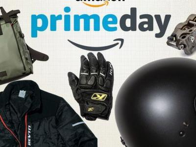 Motorcycle Gear And Accessory Deals On Amazon Prime Day