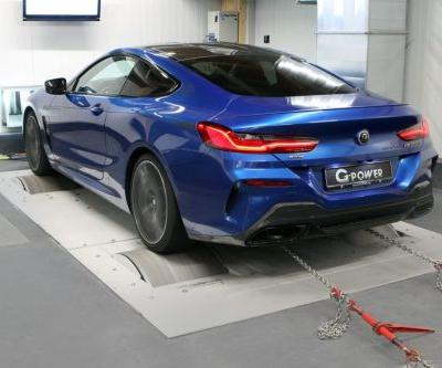 G-Power Already Pushing The BMW M850i xDrive To 660 HP
