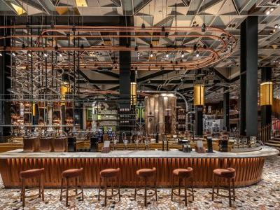 35 Years After Milan's Espresso Bars Inspired Howard Schultz, Starbucks Finally Enters Italy With an Opulent Roastery