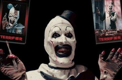 Killer Clown Cult Favorite Terrifier Is Coming to VHSDamien