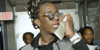 """Watch Young Thug's New Video for """"Guwop"""""""