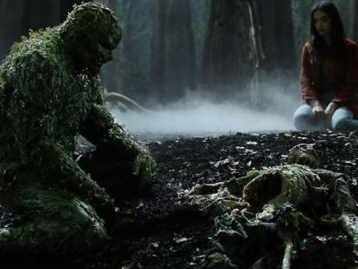 Swamp Thing Gets October UK Release Date On Amazon Prime Video