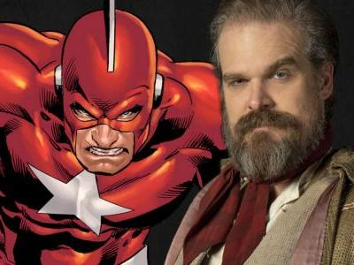 Who Is Red Guardian? David Harbour's Black Widow Character Explained