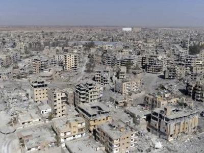 US-backed Syrian force expected to declare victory in Raqqa