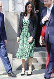 Girl, Trust Me - Meghan Markle's Spring Dress Is 1 You've Already Been Eyeing