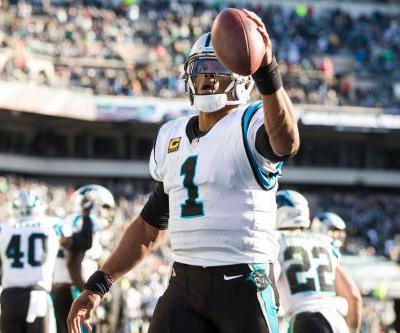 NFL Week 7 winners, losers: Carolina Panthers keep pace in NFC South after comeback win