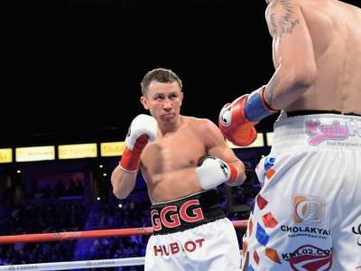 GGG Golovkin vs Rolls: live stream today's boxing online from anywhere