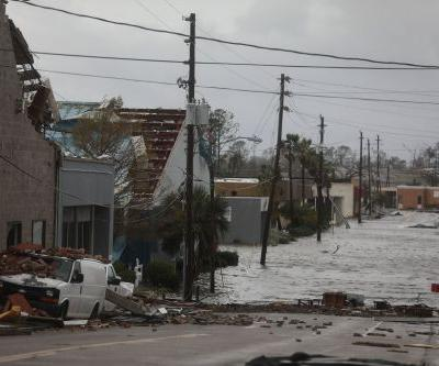 Roofs ripped apart, neighborhoods submerged and flying debris: Hurricane Michael delivers catastrophic damage
