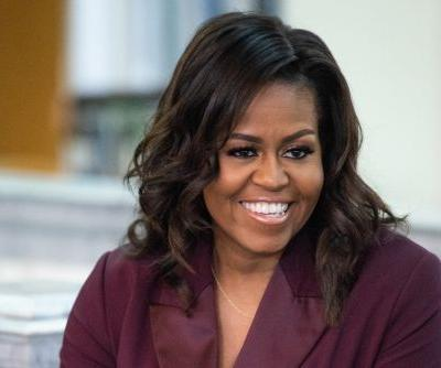 Michelle Obama's 57th Birthday Instagram Selfie Proves She Knows Her Angles