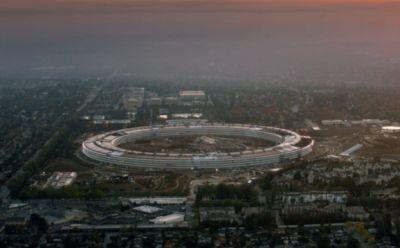 Apple's futuristic new HQ will be called Apple Park, employees start arriving in April