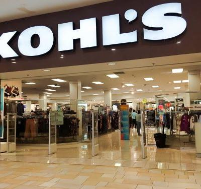 Kohl's plunges after slashing its guidance