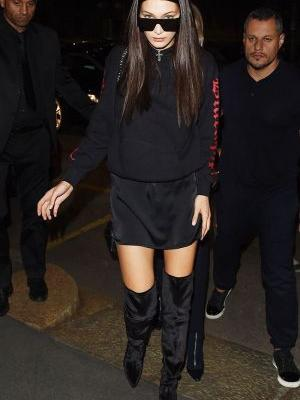 Ridiculously Good Outfits to Wear With Over-the-Knee Boots